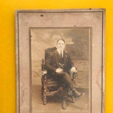 Fotografía antigua: NIÁGARA FALLS, NY. FOTOGRAFÍA. PODEROSO CABALLERO SICILIANO. FOTÓGRAFO: F & W. KLUGA (H.1900?). Lote 195353460