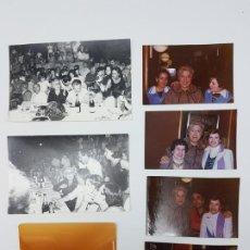 Fotografía antigua: LOTE FOTOGRAFIAS DE MARY SANTPERE ( ACTRIZ, CANTANTE Y HUMORISTA CATALANA ). Lote 195450876