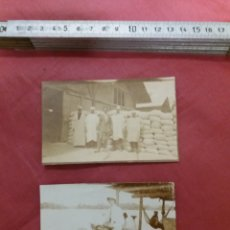 Fotografía antigua: FOTOS ANTIGUAS LA LAGUNA DE BASSAM Y PUERTO DE TÁNGER 1929. Lote 196226667