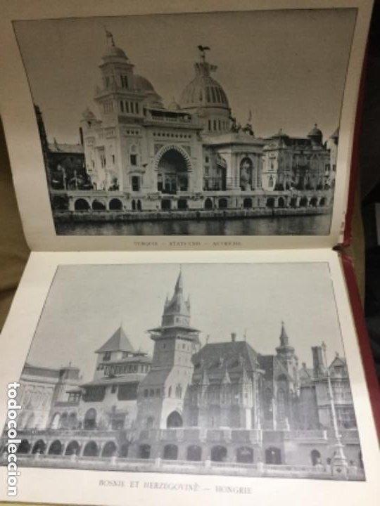 Fotografía antigua: EXPOSITION UNIVERSELLE -1900- 32 VUES PHOTOGRAPHIQUES - EXPOSICION UNIVERSAL -32 VISTAS FOTOGRAFICAS - Foto 4 - 196517905