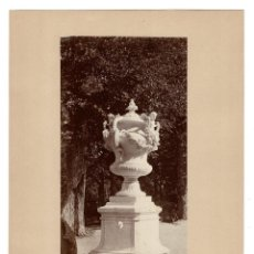 Fotografía antigua: SEGOVIA.- PALACIO REAL DE LA GRANJA DE SAN ILDEFONSO. J. LAURENT. 32X25.. Lote 196910906