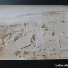 Fotografía antigua: MERIDA BADAJOZ HACIA 1910 CONJUNTO 12 FOTOGRAFIAS EXCAVACIONES TEATRO Y ANFITEATRO 12 X 17 CTMS. Lote 197092436