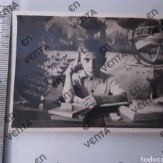 Fotografía antigua: FOTO ESCOLAR 1941. Lote 197033251