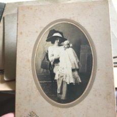 Fotografía antigua: BONITA FOTOGRAFÍA ANTIGUA. Lote 197905730