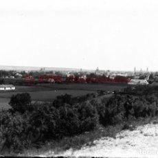 Fotografía antigua: ZARAGOZA, VISTA - CLICHE ORIGINAL NEGATIVO EN CRISTAL - AÑOS 1910-1930. Lote 199620518