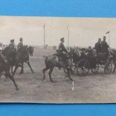 Fotografía antigua: ANTIGUA FOTOGRAFIA - EL REY DE ESPAÑA ALFONSO XIII, MADRID, AÑO 1905. Lote 204252606