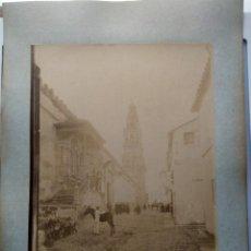 Photographie ancienne: CORDOBA. Lote 206208507