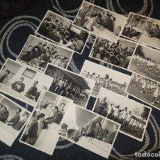 Fotografía antigua: LOTE FOTOGRAFÍAS BONACASA VALENCIA ANTIGUO EQUIPO FÚTBOL JUVENIL SIN MAS DATOS ÚNICO 1957. Lote 206484755