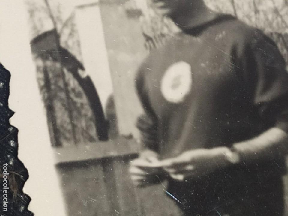 Fotografía antigua: LOTE FOTOGRAFÍAS BONACASA VALENCIA ANTIGUO EQUIPO FÚTBOL JUVENIL SIN MAS DATOS ÚNICO 1957 - Foto 3 - 206484755