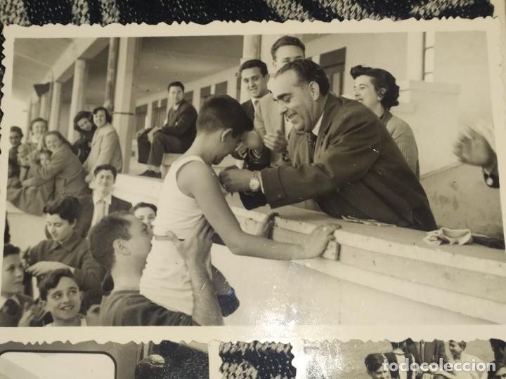 Fotografía antigua: LOTE FOTOGRAFÍAS BONACASA VALENCIA ANTIGUO EQUIPO FÚTBOL JUVENIL SIN MAS DATOS ÚNICO 1957 - Foto 8 - 206484755