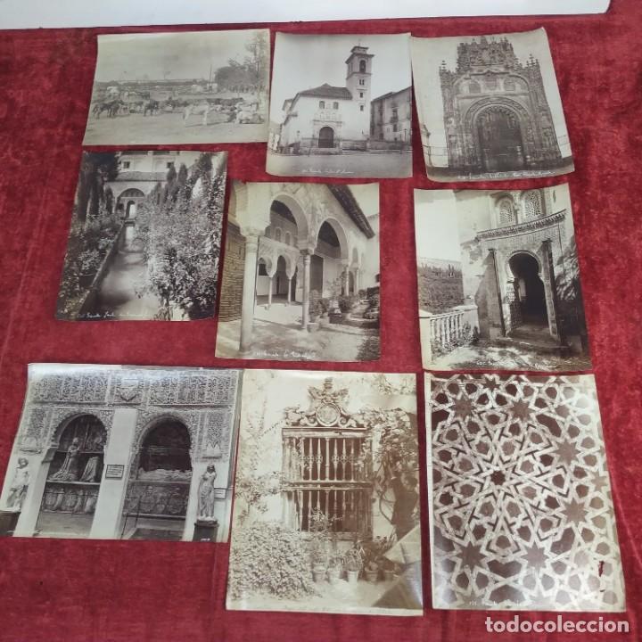 Fotografía antigua: LOTE DE FOTOGRAFÍAS DE ANDALUCÍA Y OTROS. ALBÚMINA. ESPAÑA. SIGLO XIX - Foto 23 - 207491576