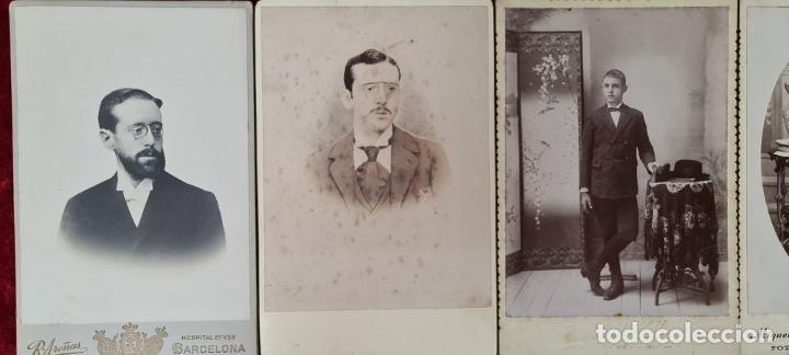 Fotografía antigua: COLECCIÓN DE 10 FOTOGRAFIAS FAMILIARES. ALBUMINA. CUBA. 1910. - Foto 2 - 210548423