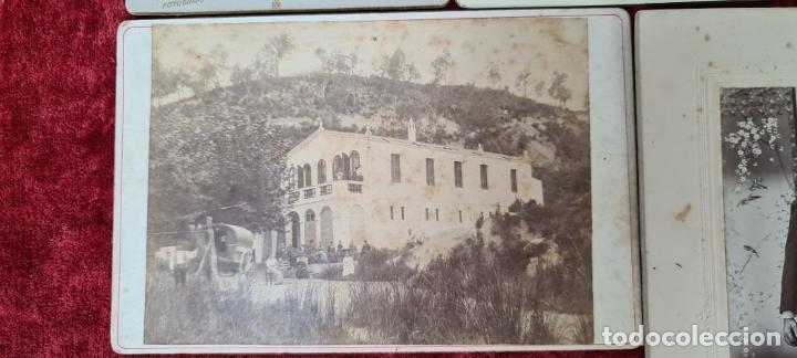 Fotografía antigua: COLECCIÓN DE 10 FOTOGRAFIAS FAMILIARES. ALBUMINA. CUBA. 1910. - Foto 9 - 210548423