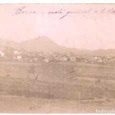 Fotografía antigua: BREDA 1896. VISTA GENERAL DE LA VILLA. . GERONA. 11,4 X 15 CMS - VELL I BELL. Lote 212175090