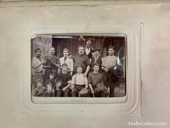 Fotografía antigua: ANTIGUO ALBUM CON 51 FOTOS FRANCESAS DEL SIGLO XIX. - Foto 3 - 212530792