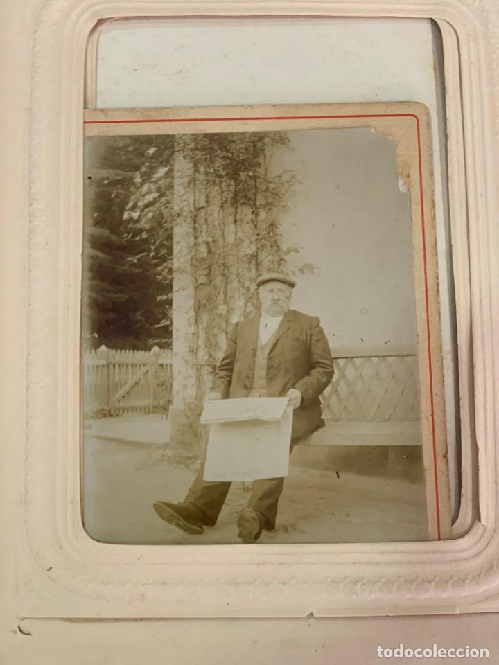 Fotografía antigua: ANTIGUO ALBUM CON 51 FOTOS FRANCESAS DEL SIGLO XIX. - Foto 4 - 212530792