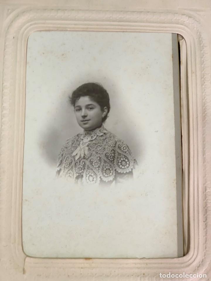 Fotografía antigua: ANTIGUO ALBUM CON 51 FOTOS FRANCESAS DEL SIGLO XIX. - Foto 6 - 212530792