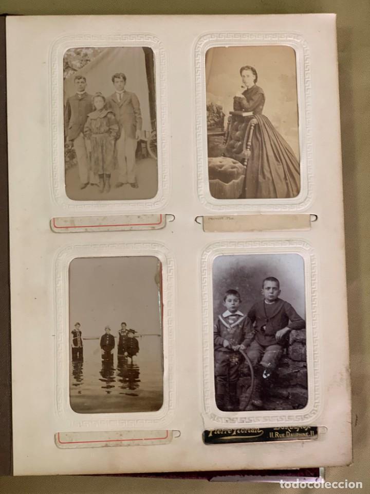 Fotografía antigua: ANTIGUO ALBUM CON 51 FOTOS FRANCESAS DEL SIGLO XIX. - Foto 14 - 212530792
