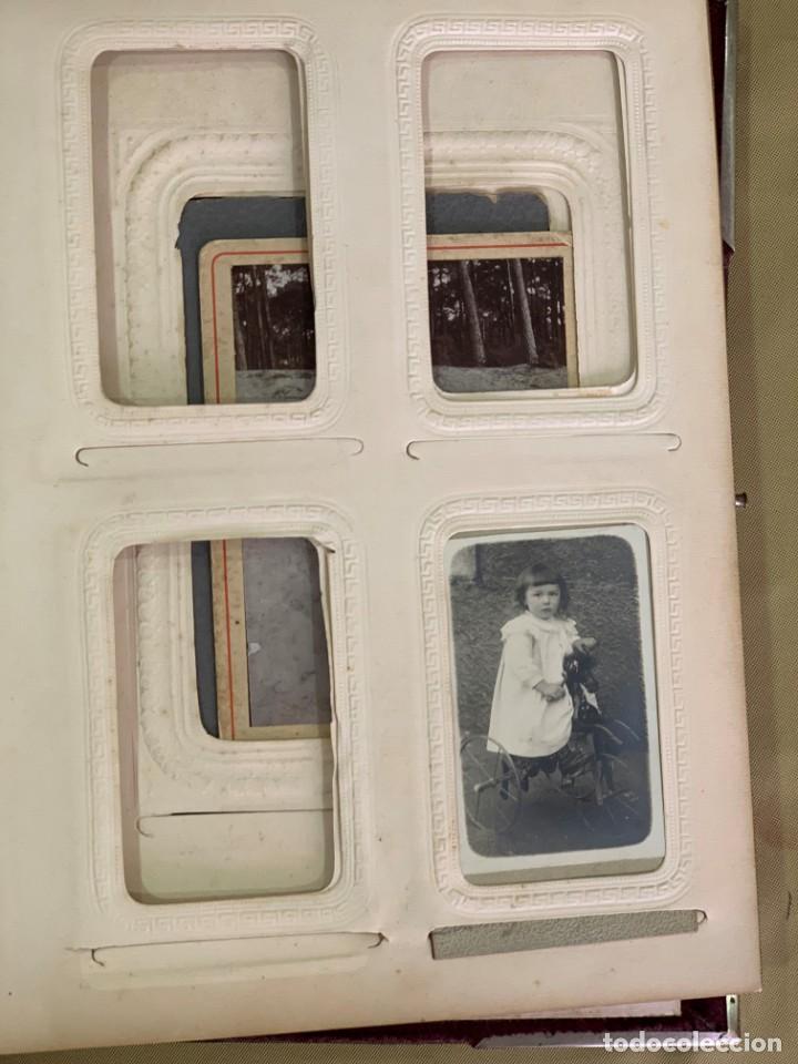 Fotografía antigua: ANTIGUO ALBUM CON 51 FOTOS FRANCESAS DEL SIGLO XIX. - Foto 21 - 212530792