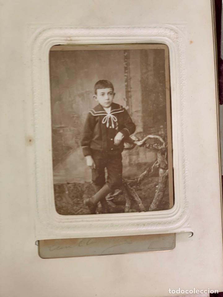 Fotografía antigua: ANTIGUO ALBUM CON 51 FOTOS FRANCESAS DEL SIGLO XIX. - Foto 24 - 212530792