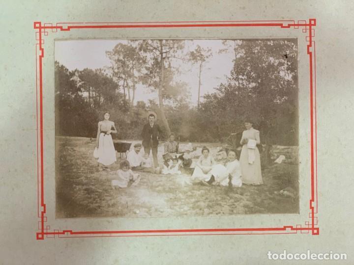 Fotografía antigua: ANTIGUO ALBUM CON 51 FOTOS FRANCESAS DEL SIGLO XIX. - Foto 29 - 212530792