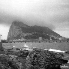 Fotografía antigua: CALPE, ALICANTE - PEÑON DE IFACH - 3 NEGATIVOS EN CELULOIDE - AÑOS 1930-40. Lote 213651335