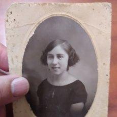 Fotografía antigua: FOTO ANTIGUA MOLINA ALICANTE 1925. Lote 218839543