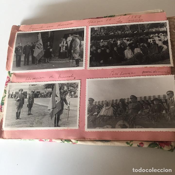 Fotografía antigua: Álbum fotográfico militar Tánger fotos halifa etc ver fotos - Foto 3 - 221509202
