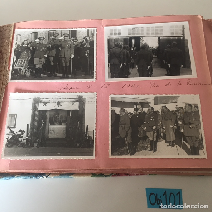 Fotografía antigua: Álbum fotográfico militar Tánger fotos halifa etc ver fotos - Foto 4 - 221509202