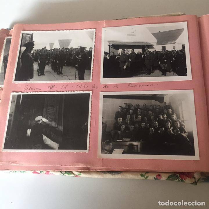 Fotografía antigua: Álbum fotográfico militar Tánger fotos halifa etc ver fotos - Foto 5 - 221509202