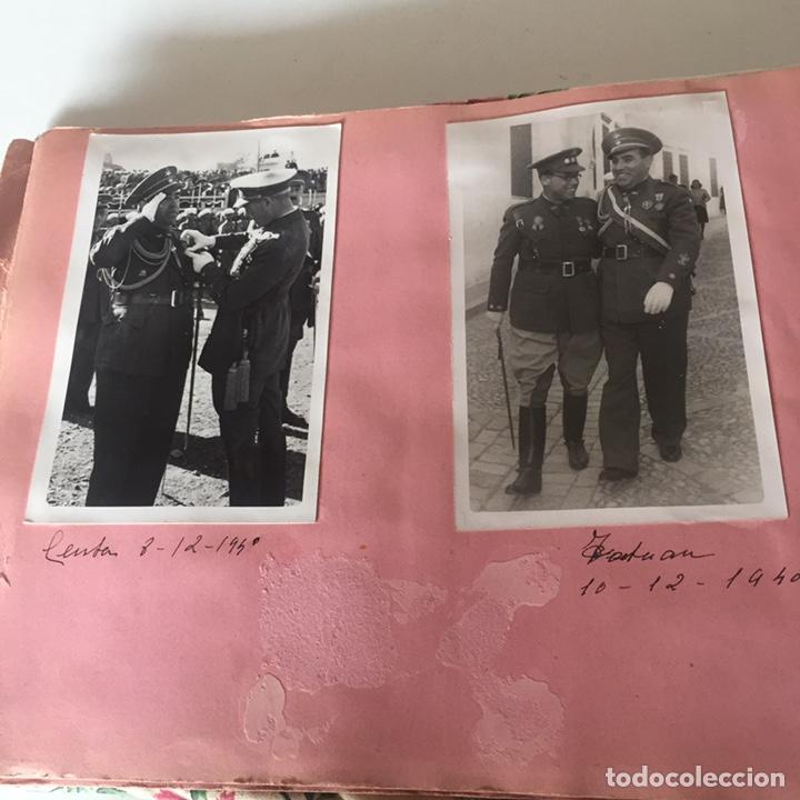 Fotografía antigua: Álbum fotográfico militar Tánger fotos halifa etc ver fotos - Foto 9 - 221509202
