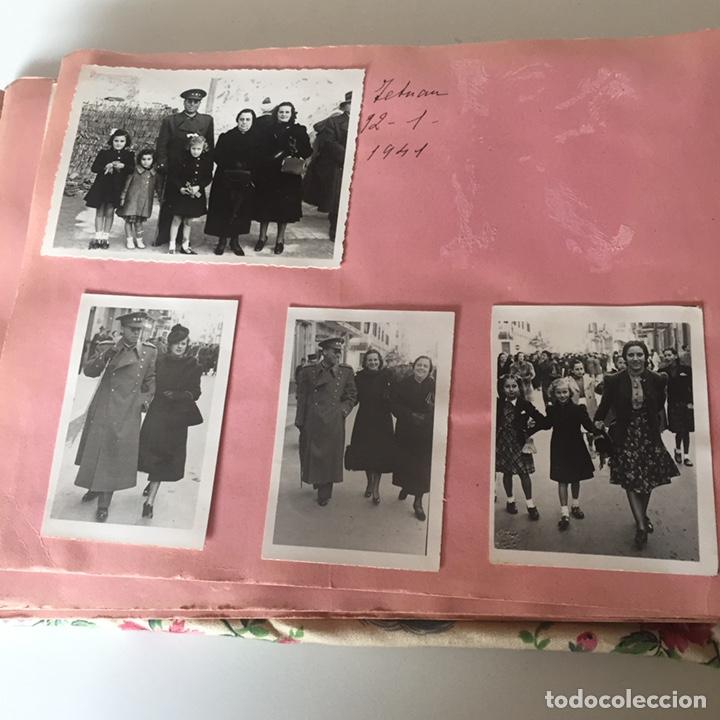 Fotografía antigua: Álbum fotográfico militar Tánger fotos halifa etc ver fotos - Foto 11 - 221509202