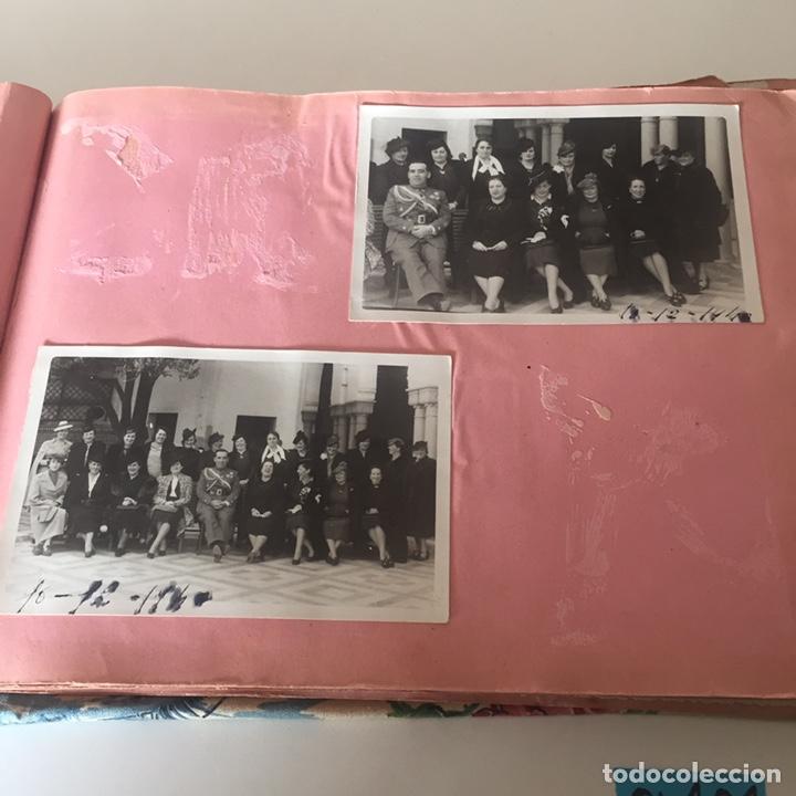 Fotografía antigua: Álbum fotográfico militar Tánger fotos halifa etc ver fotos - Foto 12 - 221509202