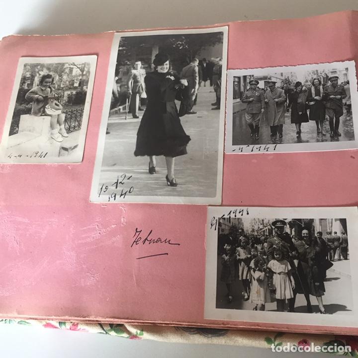 Fotografía antigua: Álbum fotográfico militar Tánger fotos halifa etc ver fotos - Foto 13 - 221509202