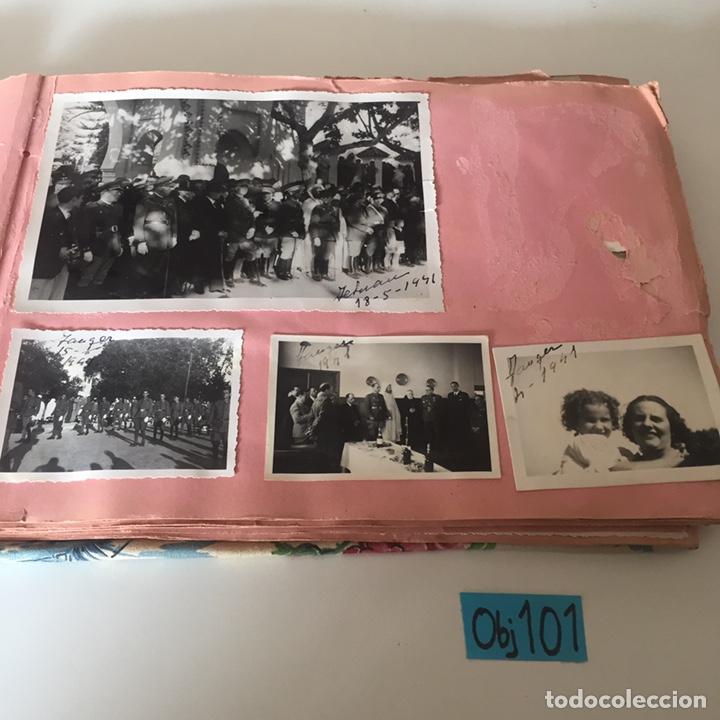Fotografía antigua: Álbum fotográfico militar Tánger fotos halifa etc ver fotos - Foto 20 - 221509202