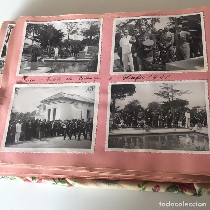 Fotografía antigua: Álbum fotográfico militar Tánger fotos halifa etc ver fotos - Foto 21 - 221509202