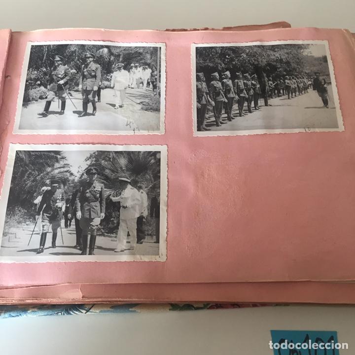 Fotografía antigua: Álbum fotográfico militar Tánger fotos halifa etc ver fotos - Foto 22 - 221509202