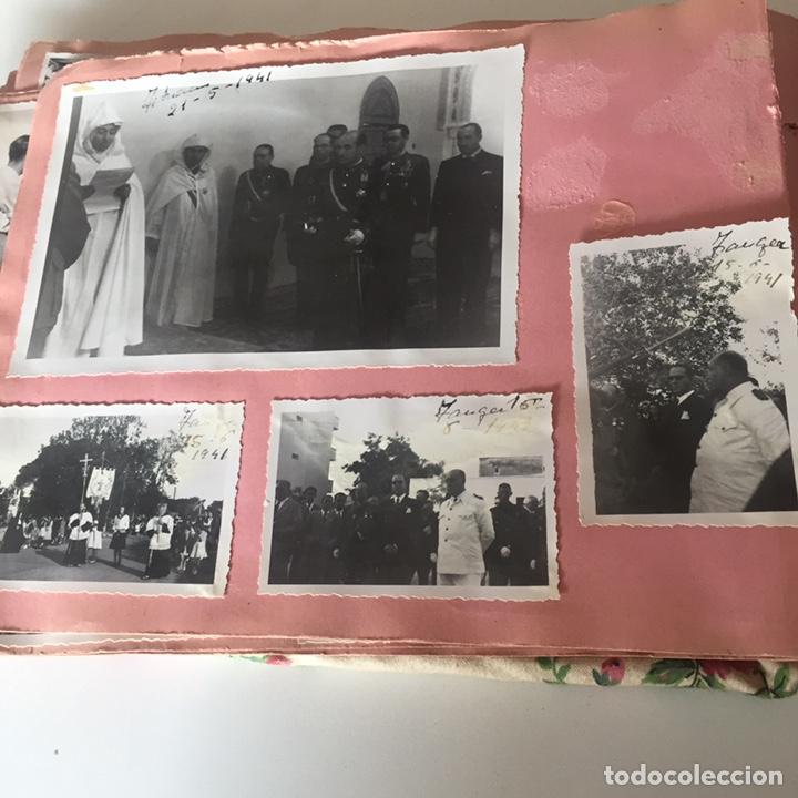 Fotografía antigua: Álbum fotográfico militar Tánger fotos halifa etc ver fotos - Foto 25 - 221509202