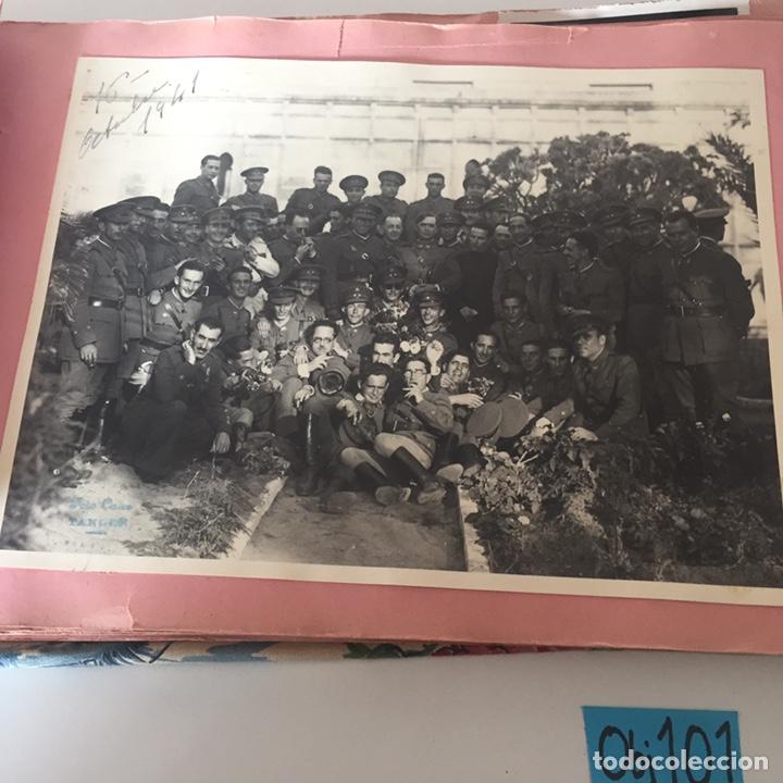 Fotografía antigua: Álbum fotográfico militar Tánger fotos halifa etc ver fotos - Foto 26 - 221509202