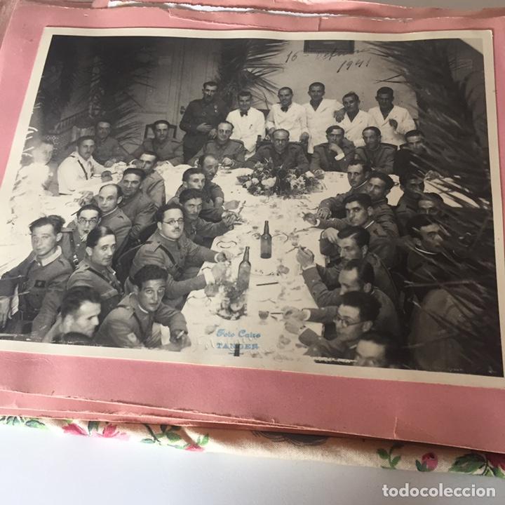Fotografía antigua: Álbum fotográfico militar Tánger fotos halifa etc ver fotos - Foto 27 - 221509202