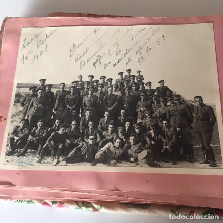 Fotografía antigua: Álbum fotográfico militar Tánger fotos halifa etc ver fotos - Foto 30 - 221509202