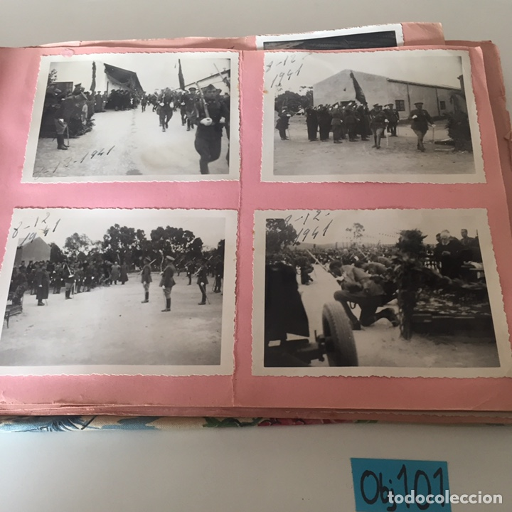 Fotografía antigua: Álbum fotográfico militar Tánger fotos halifa etc ver fotos - Foto 33 - 221509202