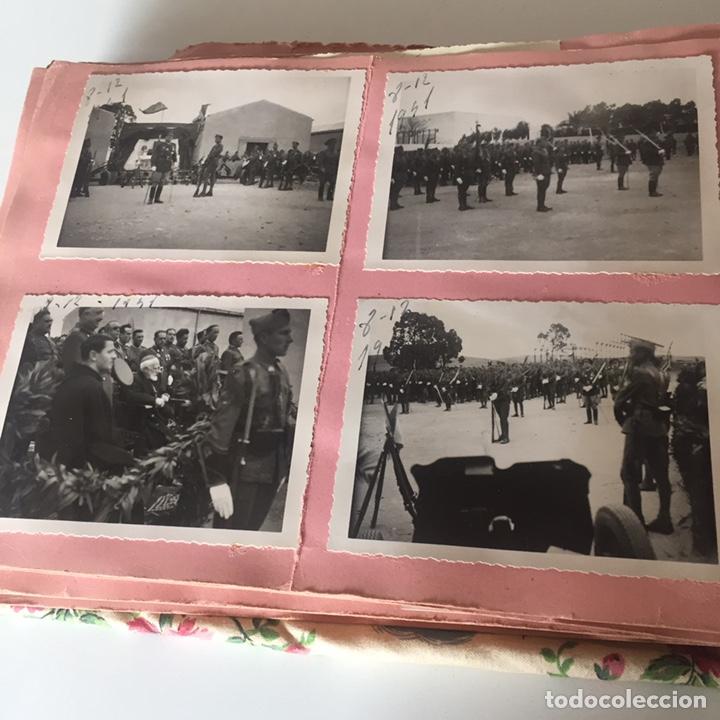 Fotografía antigua: Álbum fotográfico militar Tánger fotos halifa etc ver fotos - Foto 34 - 221509202