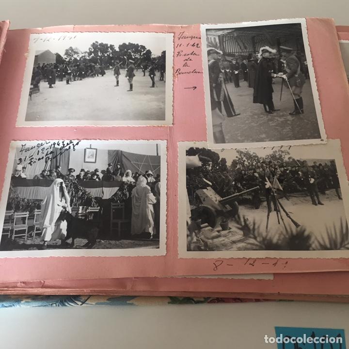 Fotografía antigua: Álbum fotográfico militar Tánger fotos halifa etc ver fotos - Foto 35 - 221509202