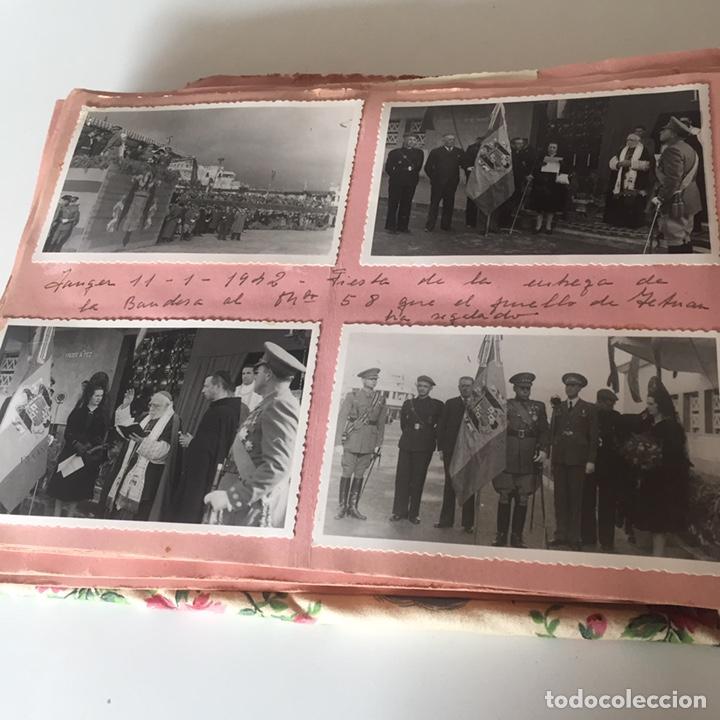 Fotografía antigua: Álbum fotográfico militar Tánger fotos halifa etc ver fotos - Foto 36 - 221509202