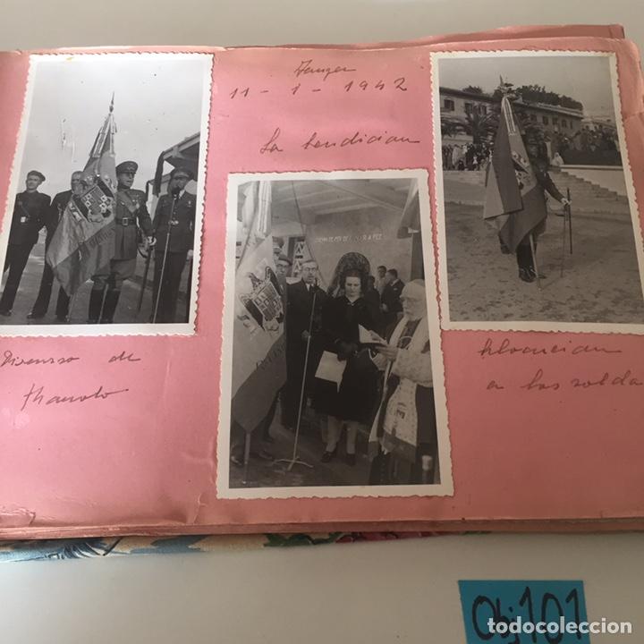 Fotografía antigua: Álbum fotográfico militar Tánger fotos halifa etc ver fotos - Foto 37 - 221509202