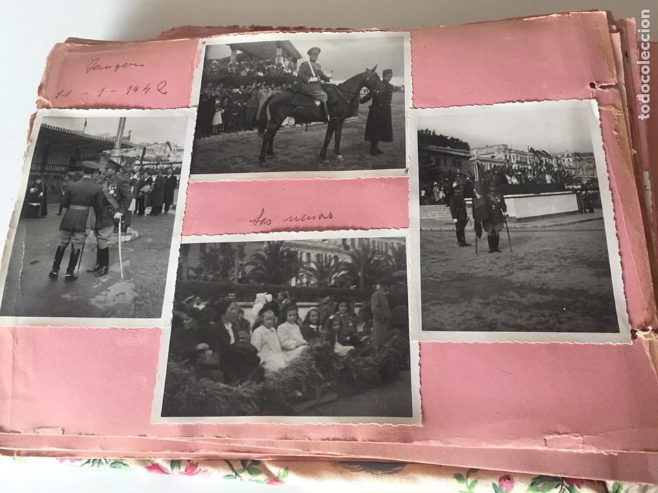 Fotografía antigua: Álbum fotográfico militar Tánger fotos halifa etc ver fotos - Foto 38 - 221509202