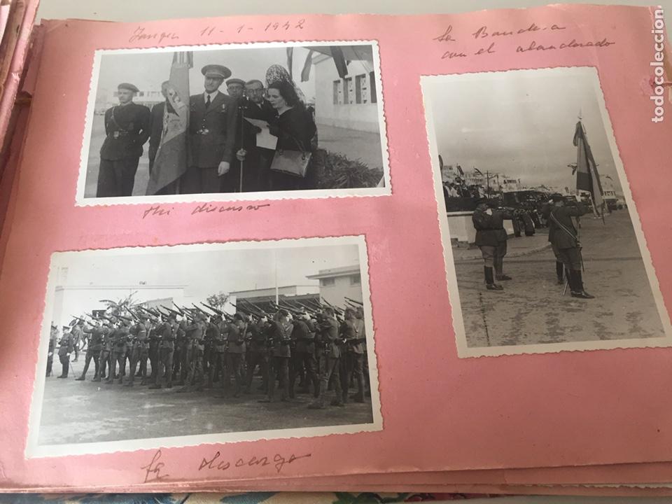 Fotografía antigua: Álbum fotográfico militar Tánger fotos halifa etc ver fotos - Foto 39 - 221509202