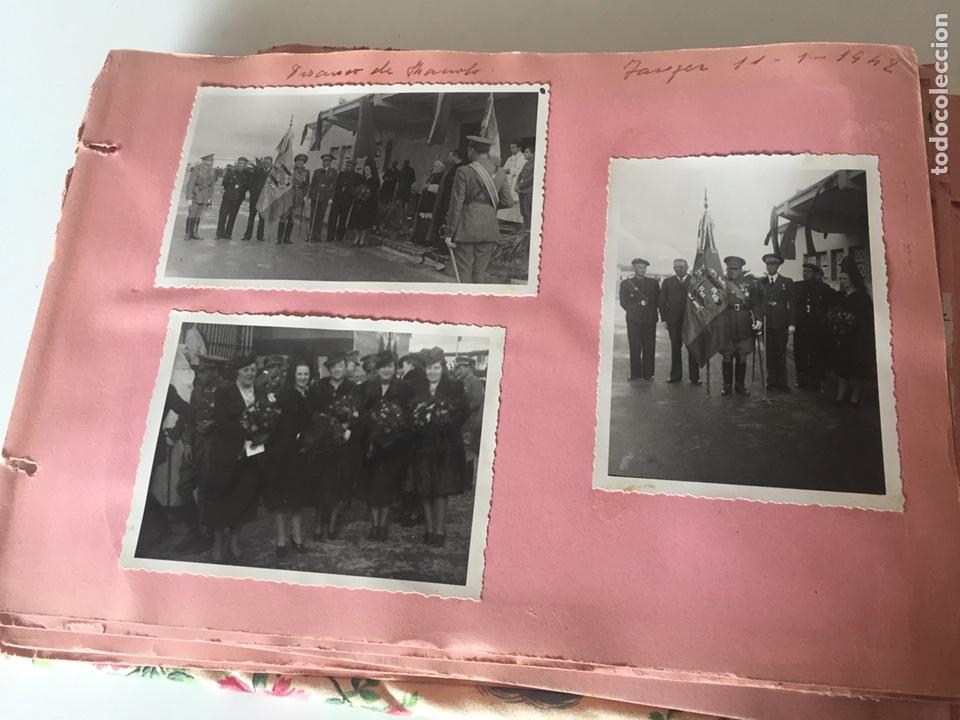 Fotografía antigua: Álbum fotográfico militar Tánger fotos halifa etc ver fotos - Foto 40 - 221509202