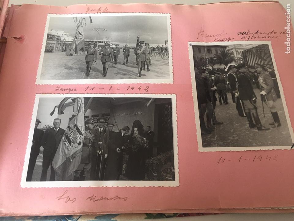 Fotografía antigua: Álbum fotográfico militar Tánger fotos halifa etc ver fotos - Foto 41 - 221509202